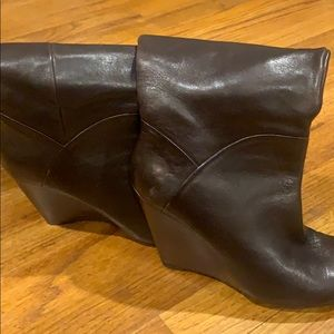 Guess brand boots